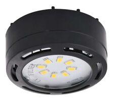 LEDP120 BK - 120V Direct LED Puck Light- Black