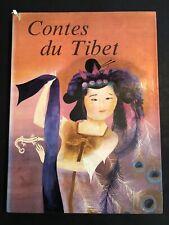 [13047-B58] Contes et Légendes - du Tibet - Gründ - 1978