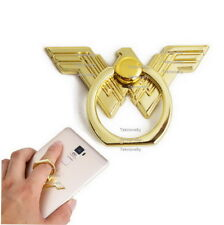 Justice League Wonder Woman Finger Ring Buckle Holder Stand Mount for Cell Phone