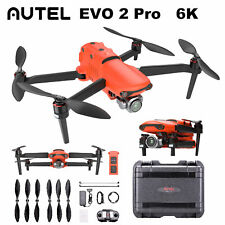 Autel Robotics EVO II Pro Drone Rugged Bundle 6K Camera Quadcopter+Extra Battery
