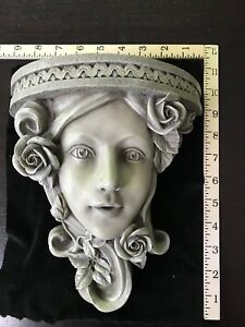 Venus Goddess of Love Sculpture  (Head) signed Betty Singer STL 2002