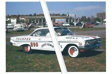 1960s Drag Racing-1961 409 Chevy Impala-B/Stock-Vargo Dragway