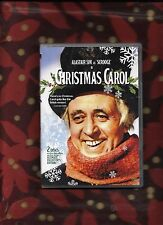 A Christmas Carol Alistair Sim (2) DVD HTF Collector Edition BW and Color