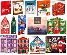 Christmas Countdown Chocolate Advent Calendar 2020 - Reeses Lindt Cadbury Grinch