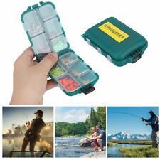 157 Set Fishing Accessories Kit Jig Hook Swivel Snaps Line Beads Box Accessories