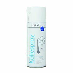 LogiLink Kältespray 400 ml bis -45°C  Eis Spray Dose Vereisungsspray farblos neu
