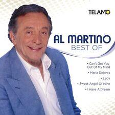 AL MARTINO - BEST OF   CD NEW+