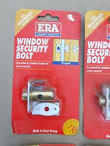 OLD NEW STOCK security Window Casement Lock sold singular 1 (one) separately