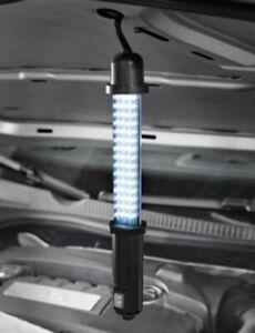 Smartwares Akku LED Werkstattleuchte Stablampe Arbeitslampe mit Schalter IP54