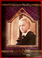 HARRY POTTER - SORCERER'S STONE - Card #010 - DRACO MALFOY - Artbox 2005