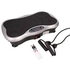Plataforma vibratoria fitness oscilante cuerdas elásticas Ejercicio Gimnasio