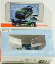 Hot Wheels id Series 2 Ford MUSTANG Falken Limited 20201:64 Boxed