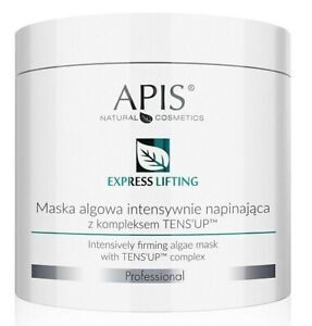 Apis Professional Intensively Firming Algae Face Mask with TENS'UP Complex 250g