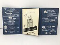 Vintage NY Advertising Notepad Richard Nixon Message Drug Abuse