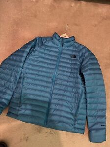 north face down jacket large