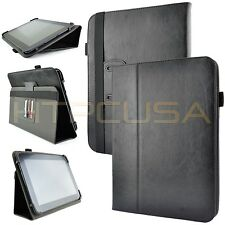 "Luxury Leather Case Stand Cover For Samsung Galaxy Tab A 9.7"" SM-T550 Tablet"