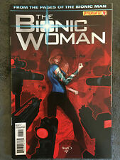 Bionic Woman #4 - Cover A - Dynamite Comics - 2012 - Comic Book