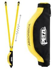 Petzl ABSORBICA-Y 80/150 Fall Arrest Double Lanyard Safety Height Industrial