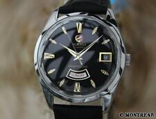 Rado Daymaster Swiss Made Vintage Day Date Automatic 1960 Mens Watch Ap165