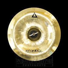 "Istanbul Agop Xist Brilliant Mini China Cymbal 10"" - Video Demo"