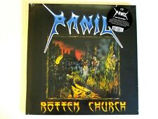 PANIC ROTTEN CHURCH LP SEALED REPRESS 1987 BRAZILIAN THRASH / DEATH METAL