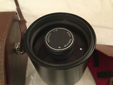 RMC Tokina 500mm F8 Lens For Olympus OM Mount! Good Condition!