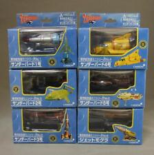 Thunderbirds TB1,2,3,4,5,Mole Mini Series Full Set Diecast Model Gerry Anderson