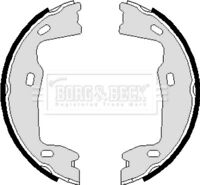 Borg & Beck Brake Shoe Set Shoes BBS6238 - BRAND NEW - GENUINE - 5 YEAR WARRANTY