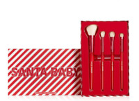 Kylie SANTA BABY holiday 2019 favorites Makeup Brushes Collection Set Dear Claus
