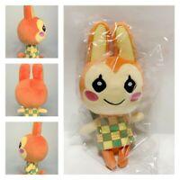Animal Crossing Bunnie S Plush Doll Stuffed Lillian Sanei Boeki Game Japan NEW