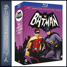 BATMAN - COMPLETE ORIGINAL TV SERIES *BRAND NEW BLU-RAY REGION FREE*