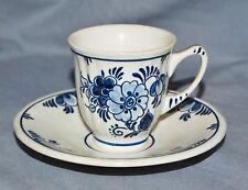 Tasse Moka Espresso Tasse Royal GOEDEWAAGEN, Blue Delft, fayence