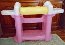 LITTLE  TIKES  BASINET   CHANGING  TABLE   DOUBLE  HIGHCHAIRS  - PICKUP/IL