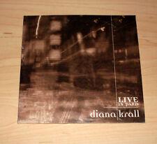 CD Album - Diana Krall - Live in Paris