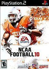 NCAA Football 10 (Sony PlayStation 2, 2009)
