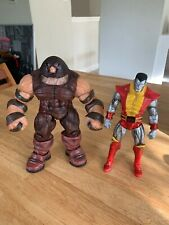 Marvel Legends Juggernaut BAF head Marvel Diamond Select Juggernaut body