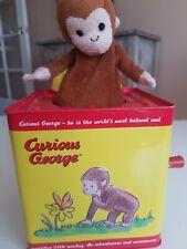 curious george music box