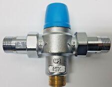Valvola miscelatrice termostatica CALEFFI Ø 1/2 pannello solare tempering valve