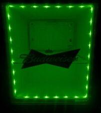 Green LED Light Set for Husky Type Mini Fridge Cooler Remote Controlled 240v