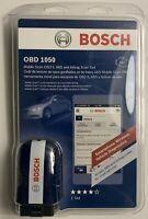 Bosch OBD 1050 Mobile Scan Diagnostics Brand New in Sealed Package Code Scanner