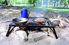 Camping Grill Stove Cooking Outdoor Hiking Cookware Kitchen Supplies Portable