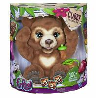 furReal Friends Cubby The Curious Bear Interactive Plush Toy (4+ Years)