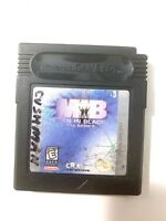 MEN IN BLACK THE SERIES Nintendo Gameboy Color Game Tested + Working!
