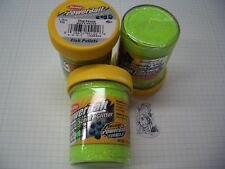 Berkley Power Bait Trout Bait Glitter Gulp Chunky Cheese 3x50g-Glas 100g//6,66€