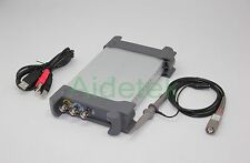 Hantek PC Based USB Digital Storage Oscilloscope 6082BE 80Mhz Bandwidth 250MS/s