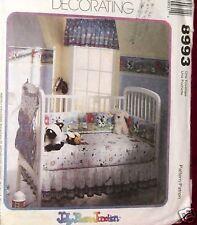 baby Room NURSERY pattern valance Crib quilt organizer