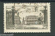 FRANCE 1947, timbre 778, PLACE STANISLAS, oblitéré