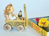 Hummel Figurine -TMK 7- First Issue 1994 - Number 633-I'm Carefree