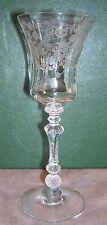 "Cambridge Glass ELAINE 6 1/2"" Wine Goblet Stem"