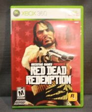 Red Dead Redemption (Microsoft Xbox 360, 2010) Video Game